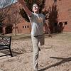 Disc golf at Cameron University