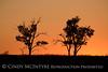 Sunset, east range, Fort Sill OK (2)