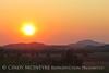 Wichita Mts sunset smoky sky (2)