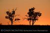Sunset, east range, Fort Sill OK (1)