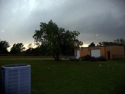 Tornado in Norman