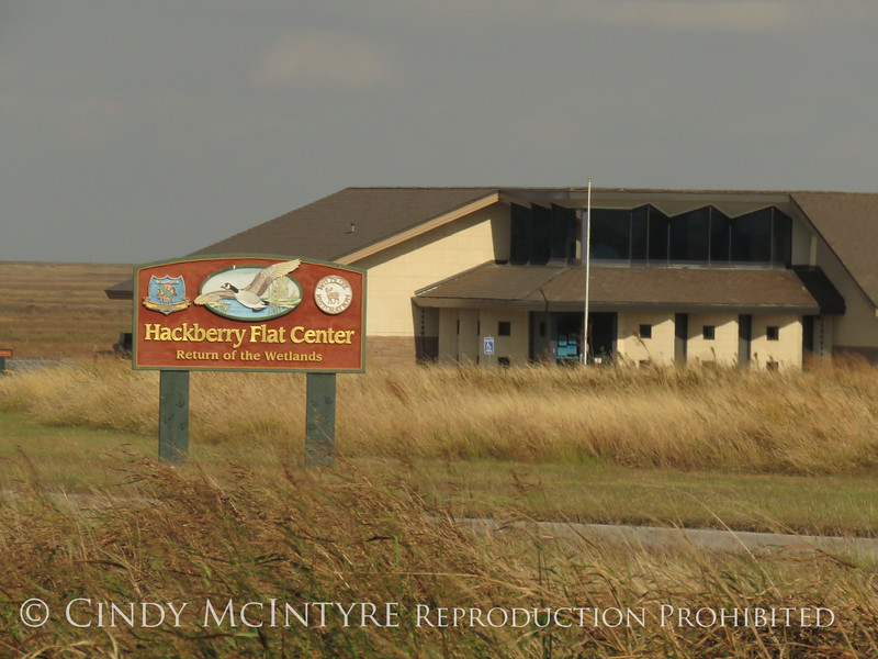 Hackberry Flat visitor center OK (1)