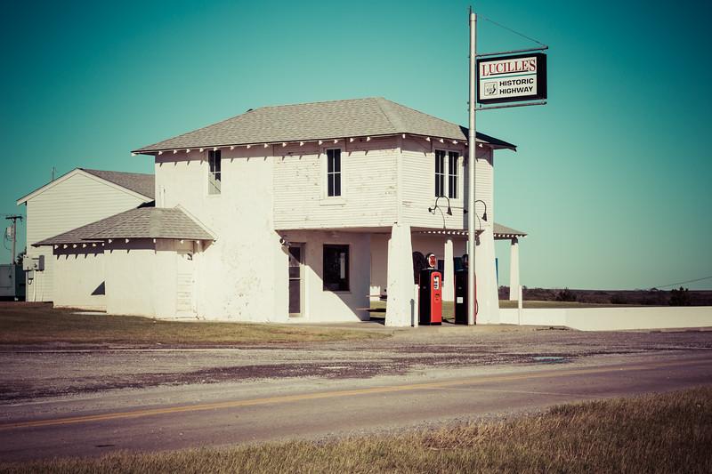 Lucille's Filling Station