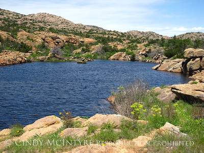 Wichita Mountains Wildlife Refuge Landscapes