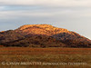 Mt Scott sunset, Wichita Mts NWR OK (1)