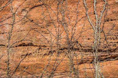 Red Rock Canyon State Park, Hinton, Oklahoma, USA