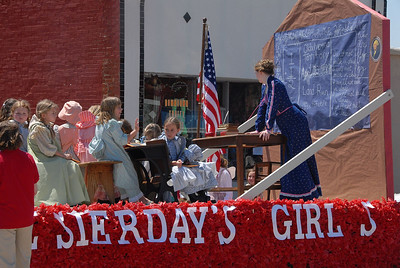 "Welcome to Guthrie's 78th Annual 89er Celebration, the ""birthplace of Oklahoma"".  This is our 78th consecutive celebration commemorating the run for land on April 22, 1889."