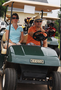 """""""The Links"""" at Oklahoma City.  2007 4TH of July golf scramble and cookout. Entertainment provided by Edgar Cruz and fireworks at dark."""