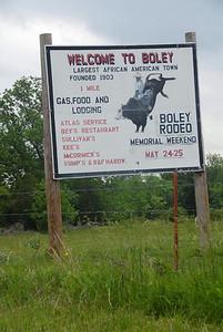 Boley Rodeo May 24, 2008