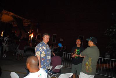 OKC Bricktown Reggae Fest Sat Aug 1, 2009.