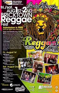 OKC Bricktown Reggae Fest Fri Aug 1, 2014