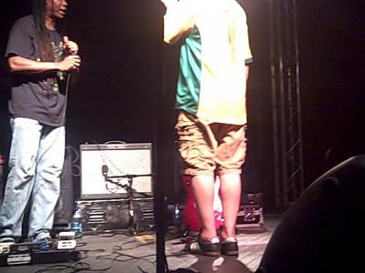OKC Reggae Fest Videos Fri July 31, 2009