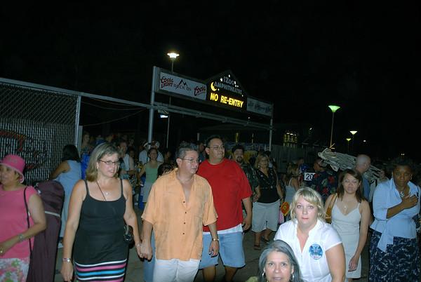 OKC Earth Wind & Fire Concert Aug 12, 2006