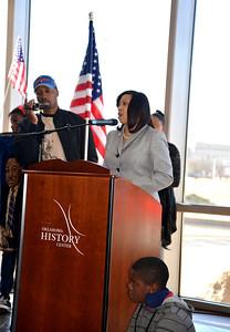 OKC MLK Annual Bell Ringing Ceremony  Jan 20, 2014