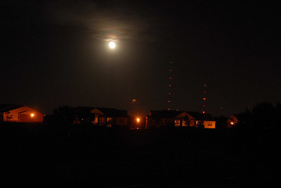Friday 13, 2014 with a full moon.