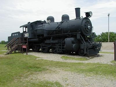 Talinema Scenic Drive. Queen Wilhemina Lodge area. Train ride - Old steam locomotive.