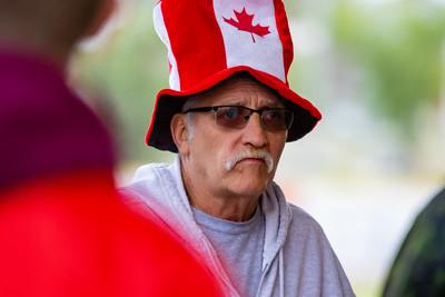 Okotoks Dawgs 2019 Canada Day
