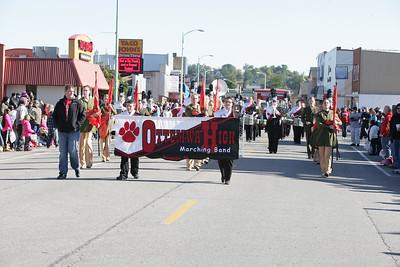 2014 Oktoberfest parade bands