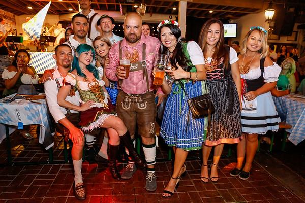 Oktoberfest Week 3 (Oct. 4 - Oct. 8)