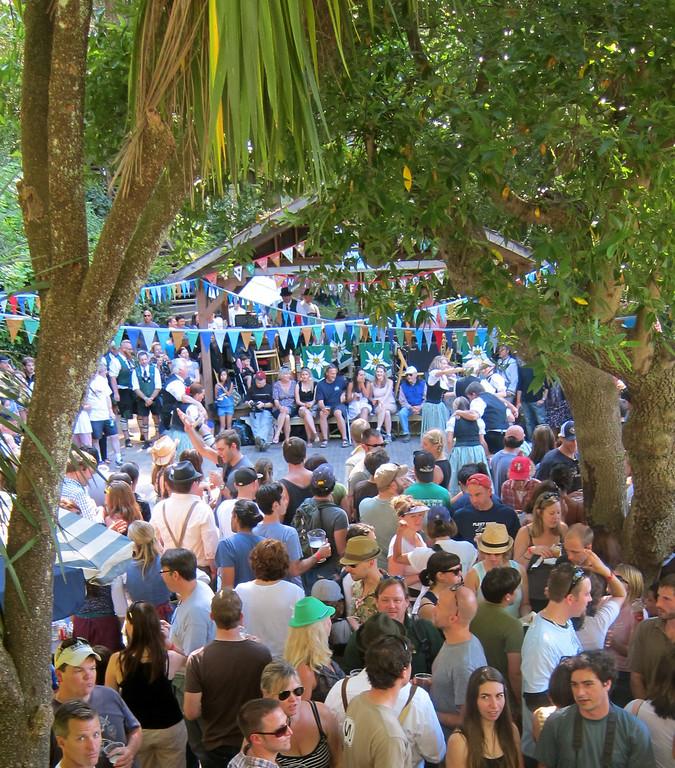 Oktoberfest at Tourist Club September 2011