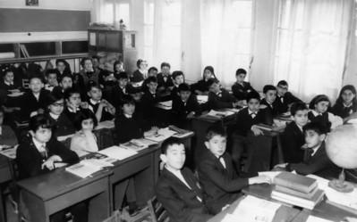 TED Ankara Koleji ortaokul sınıfım