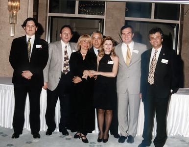 TED72 , 25.yıl balosu, sınıf arkadaşları ile