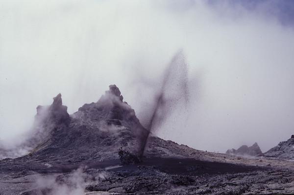 Ol Doinyo Lengai Volcano Tanzania-2002