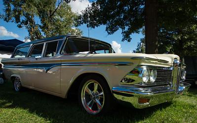 1959 Edsel Villager wagon. Beautifully restored !!!