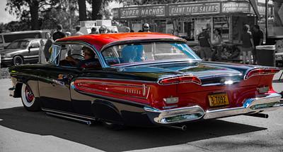 """1958 Edsel aka """"Sledsel"""""""