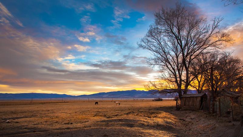 Daybreak - Olancha, California
