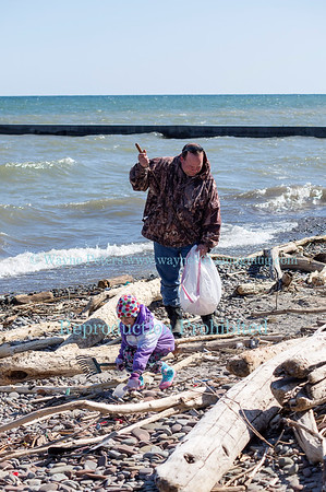 Beach Clean Up & Fire Hall Open House