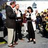 Carousel dedication at Carousel Park, Olcott Beach, NY.