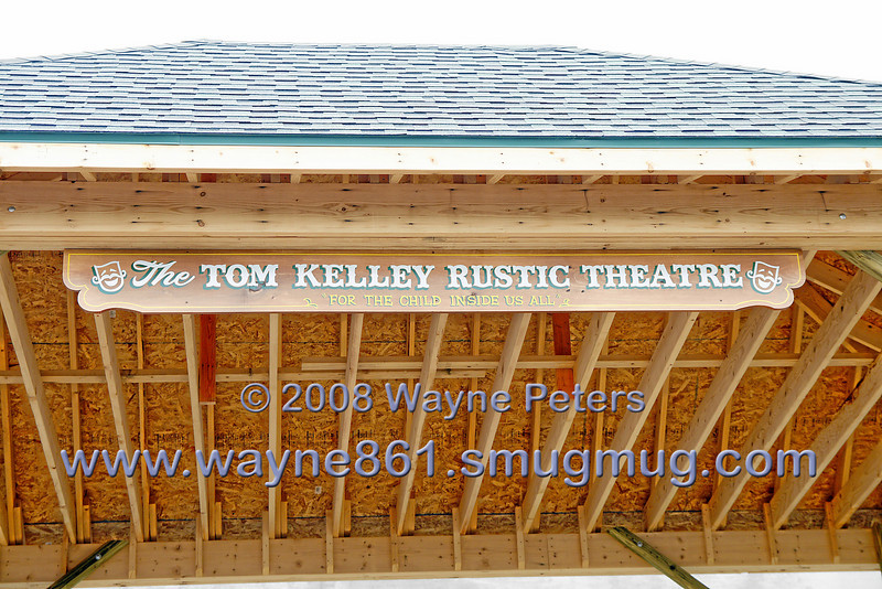 Tom Kelly Rustic Theater