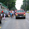 2007 Patriot's Parade in Olcott, New York.