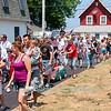 Patriot's Parade in Olcott Beach, NY on July 4, 2012.