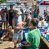 Kids Fishing Derby in Olcott Beach, NY on June 25, 2016.