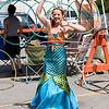 Mermaid Parade in Olcott, NY, June 18, 2016.