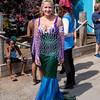 The Mermaid Parade June 16, 2018 in Olcott, NY.