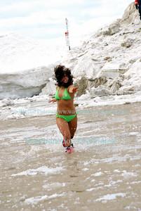 """2007 Polar Bear """"Swim for Sight"""" in Olcott, New York."""