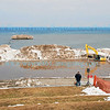 41st Olcott Polar Bear Swim for Sight, March 7, 2010.