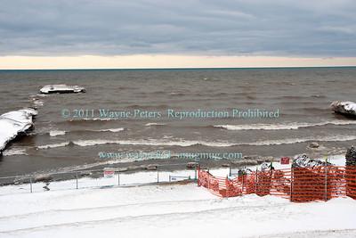 Olcott Polar Bear Swim for Sight 2011
