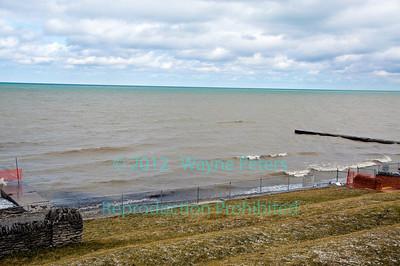 Olcott Polar Bear Swim for Sight, the 43rd annual, held on March 4, 2012