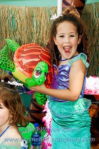Sea Creatures invade Olcott, NY.