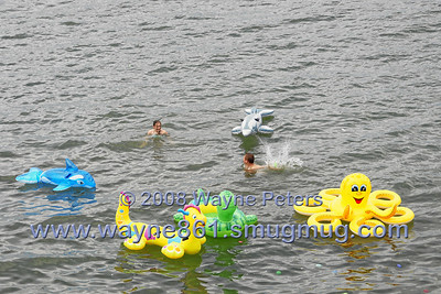 Sea Creatures invade Olcott.