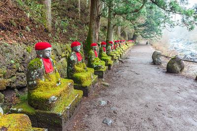 Jizo in Nikko