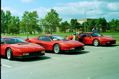 Car Shows of the 80s and 90s