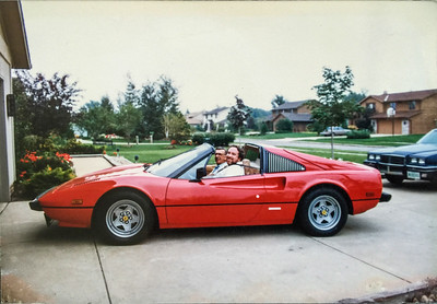 Old 1980s and 1990s Exotic Car Galleries (and more)