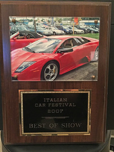 2007 - Italian Car Festival - Best Of Show