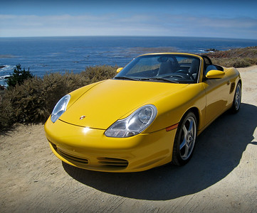 September 16, 2012 - My 2003 Boxster S down in Carmel, CA