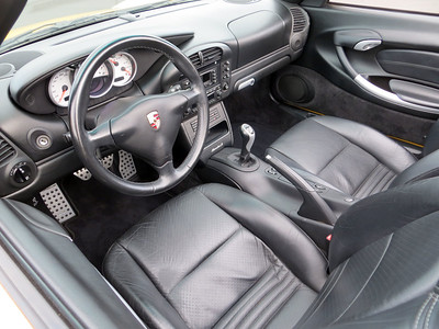 March 2, 2013 - Interior of my 2003 Boxster 986 S